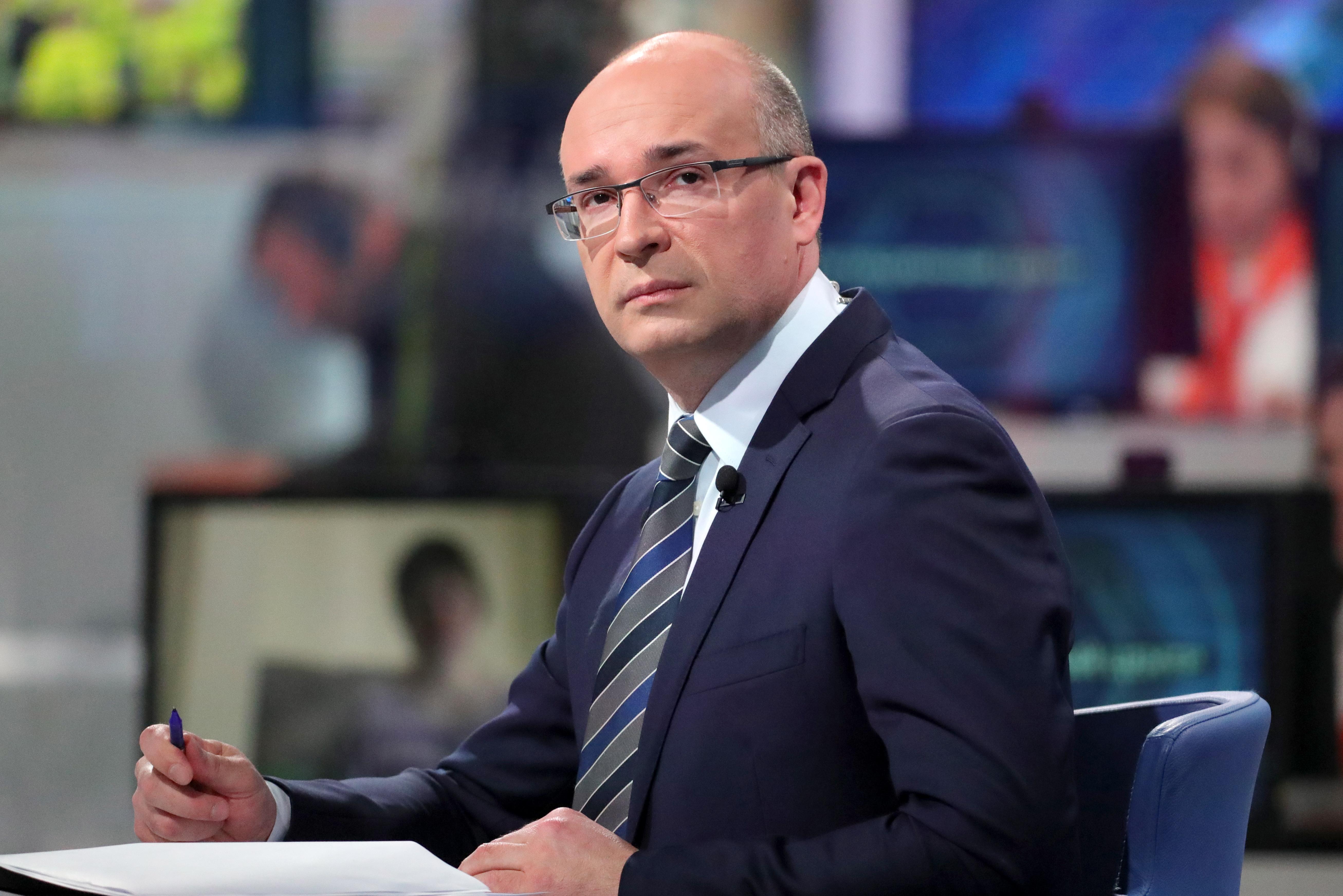 Сергей Владимирович Михайлов